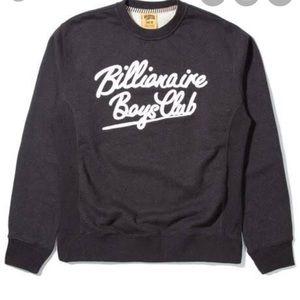 🤩HP🤩Billionaire Boys Club embroidered crew neck